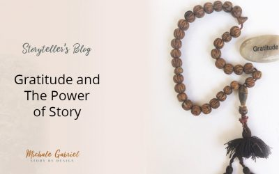 Gratitude and the Power of Story
